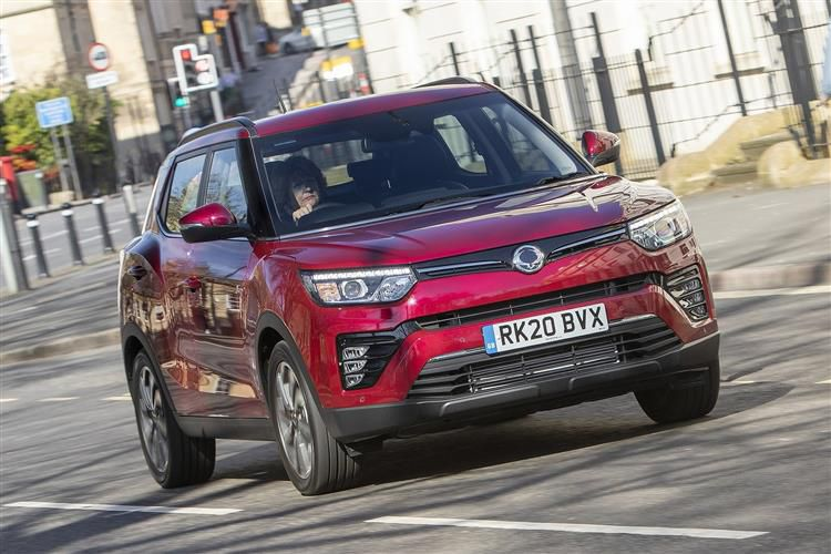 Ssangyong Tivoli SUV 5Dr 1.5 P 163PS Ultimate 5Dr Auto [Start Stop]