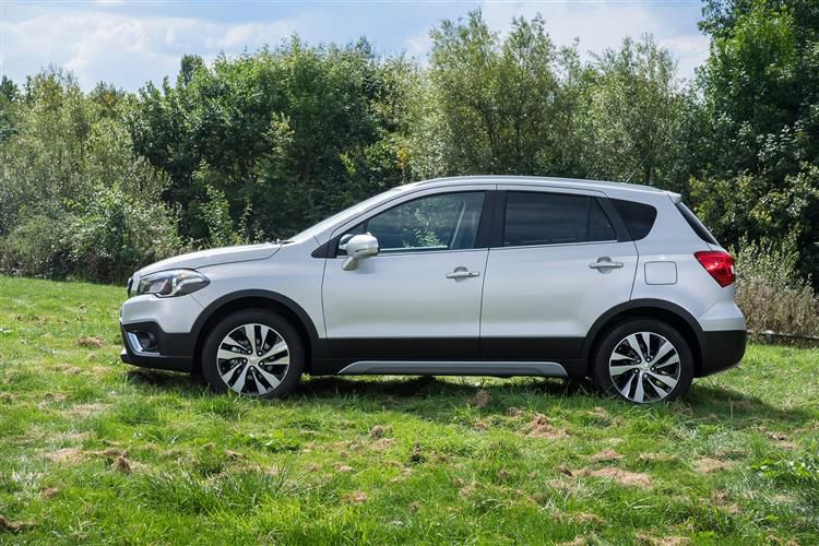 Suzuki S-Cross SUV 1.4 Boosterjet MHEV 129PS SZ-T 5Dr Manual [Start Stop]