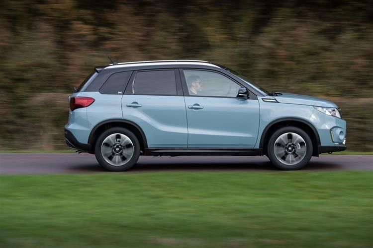 Suzuki Vitara SUV 1.4 Boosterjet MHEV 129PS SZ-T 5Dr Manual [Start Stop]