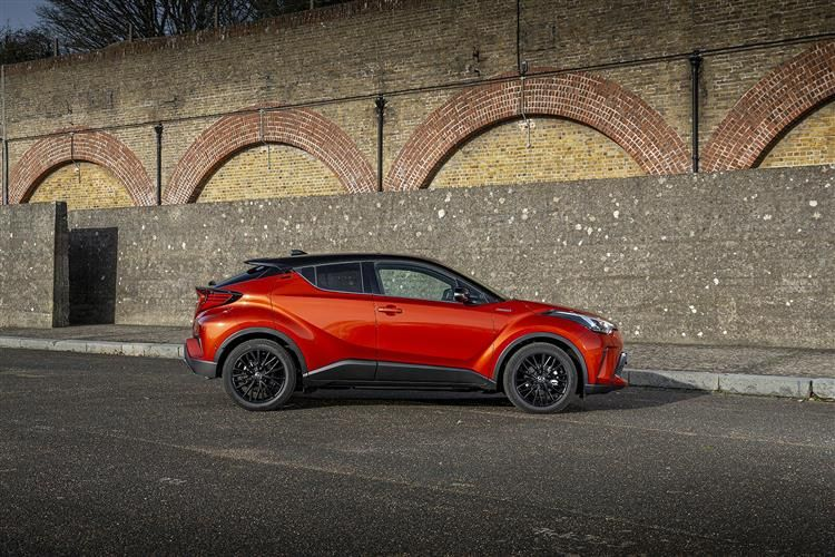 Toyota C-HR 5Dr 2.0 VVT-h 184PS Dynamic 5Dr CVT [Start Stop] [Lthr]