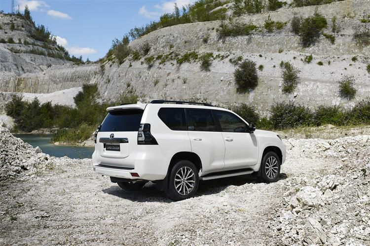 Toyota LandCruiser SUV 4wd 2.8 D 204PS Active 5Dr Auto [Start Stop] [5Seat Navi]
