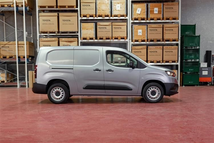 Toyota PROACE CITY Short 1.5  BlueHDi FWD 100PS Active Van Manual [Start Stop]