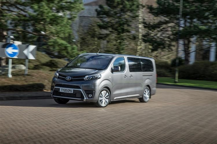 Toyota PROACE Verso Long 2.0 D FWD 180PS VIP MPV Auto [Start Stop] [7Seat]