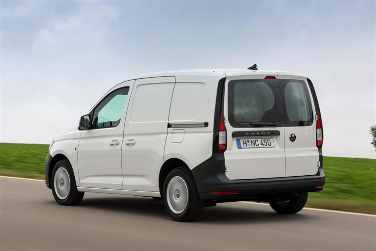 Volkswagen Caddy C20 N1 2.0 TDI FWD 150PS Highline Van DSG [Start Stop]