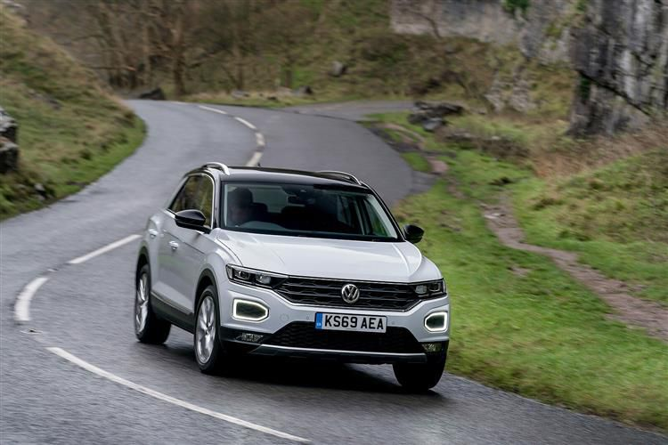 Volkswagen T-Roc SUV 2wd 1.0 TSI 110PS Design 5Dr Manual [Start Stop]