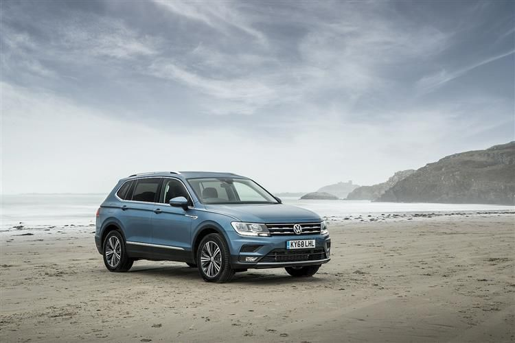 Volkswagen Tiguan Allspace SUV 2.0 TDI 150PS Match 5Dr Manual [Start Stop]
