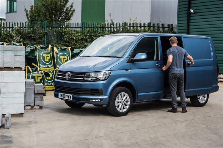 Volkswagen Transporter T32LWB 4Motion 2.0 TDI 4WD 150PS Startline Van Manual [Start Stop]