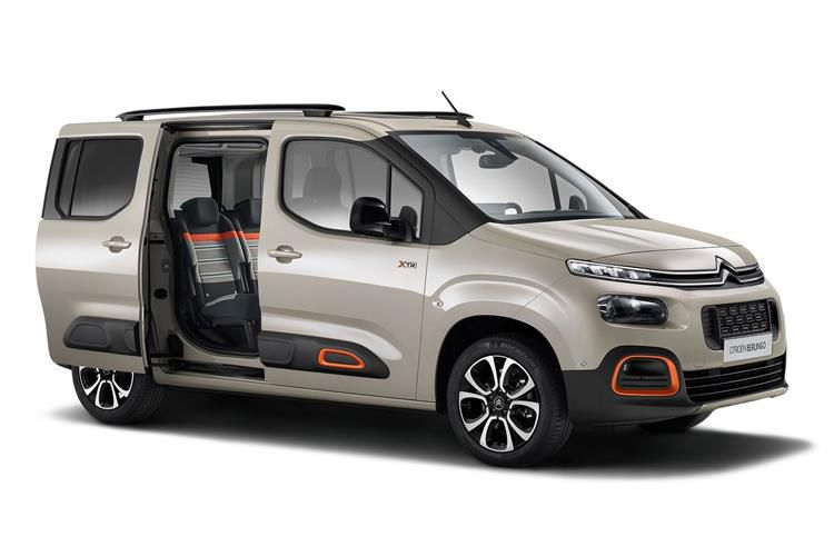 Citroen Berlingo M MPV 1.5 BlueHDi 130PS Feel 5Dr EAT8 [Start Stop]