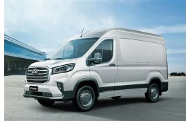 MAXUS DELIVER 9 Van High Roof van leasing