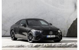 Mercedes-Benz E Class Coupe car leasing offers from ...