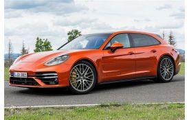 Porsche Panamera Estate car leasing